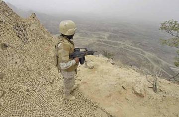 Choques dejan 45 rebeldes muertos en conflicto yemení
