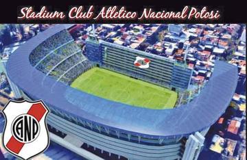 La Banda Roja tendrá su propio estadio