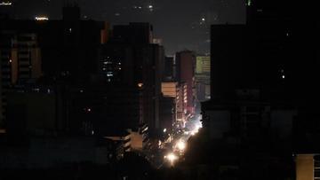 Nuevo apagón eléctrico afecta a una gran parte de Venezuela
