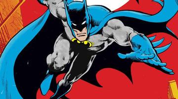 Batman cumple 80 años de vida