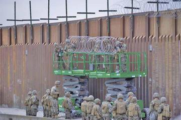 Estados Unidos anuncia cierre de frontera sur a los migrantes