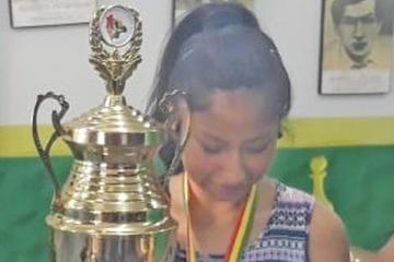 Condori gana y clasifica al panamericano de ajedrez