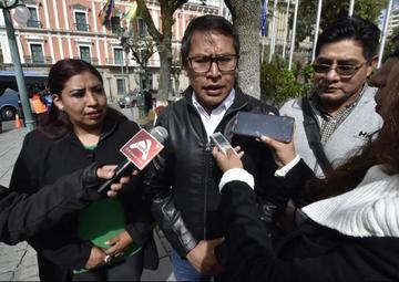 Una agrupación deja a Mesa para apoyar a Ortiz de Bolivia dice No