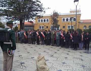 Demandan unidad regional para consolidar el desarrollo de Potosí