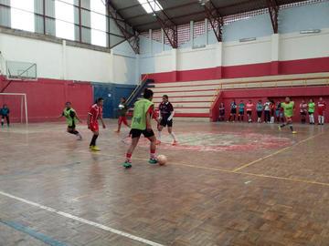 Potosí se prepara para el nacional de futsal