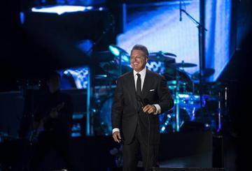 Luis Miguel encabeza lista de entradas más vendidas