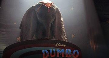 Dumbo vuela en la taquilla de EE. UU.