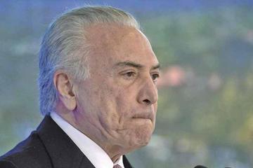 Suman denuncias contra Temer por casos de corrupción en Brasil