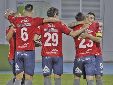 Deportes Tolima recibe en Ibagué a Wilstermann con la consigna de sumar