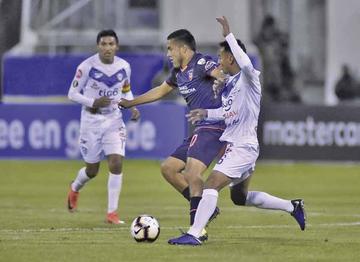 San José vuelve a tropezar de local al empatar 3-3 con Liga