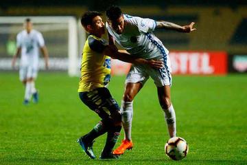 Godoy Cruz logra punto de oro en su visita a Chile