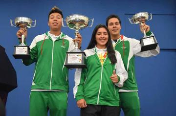 Gobierno nacional reconoce a los medallistas