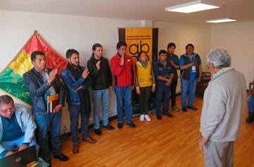 Potosí lidera a los artistas plásticos