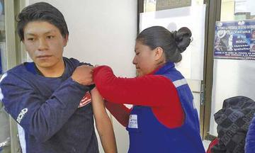 Planifican campaña de vacunación para proteger a la población potosina