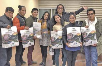 Teatro de El Alto representa a Bolivia en festival de Paraguay