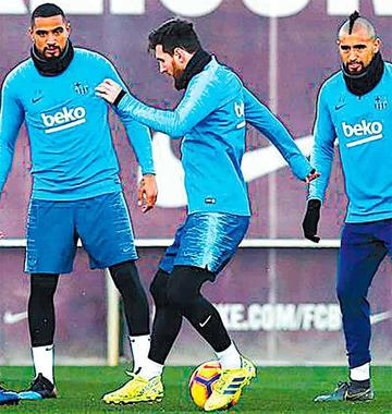 Barza quiere sentenciar la Liga ante Atlético