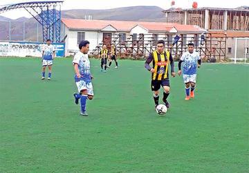 Concepción buscará quitarle el invicto a San Clemente en el torneo de la Mutual