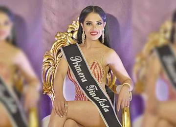 Una potosina representará a Bolivia en El Salvador