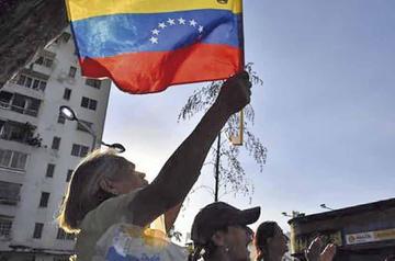 La oposición protesta contra Maduro en 358 puntos de Venezuela