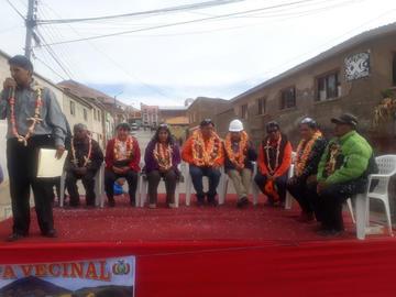Inician las obras de un embovedado que costará 6.2 millones de bolivianos
