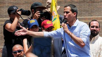 Juan Guaidó inicia fase definitiva para lograr la salida de Maduro