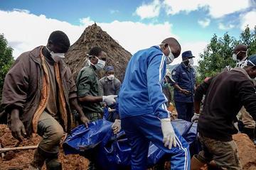 Ciclón deja más de un millar de muertos en tres países de África
