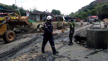 Gobierno e indígenas pactan y levantan bloqueo en Colombia