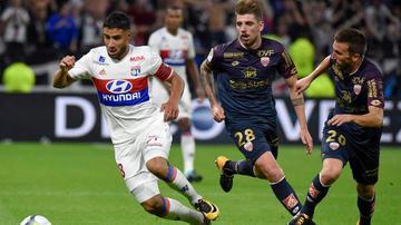 Lyon tropieza otra vez  en la Liga francesa