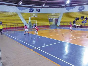 GAMP y Criters se disputan el título del torneo de futsal en la categoría damas