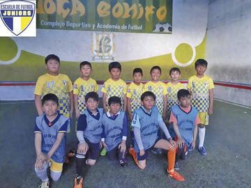 Escuela de Fútbol Juniors