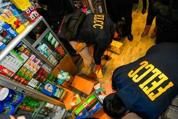 Hay más de 15 involucrados en la red de tráfico de medicamentos