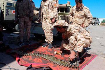 ONU insiste en la tregua en Libia donde hay miles de desplazados