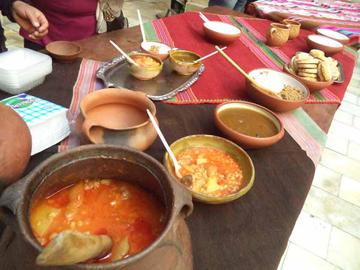 Lanzan curso de comida potosina