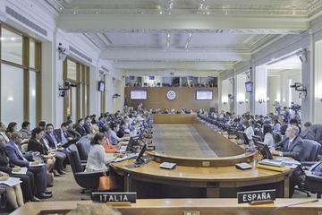 La OEA reconoce al enviado de Guaidó hasta que haya elecciones