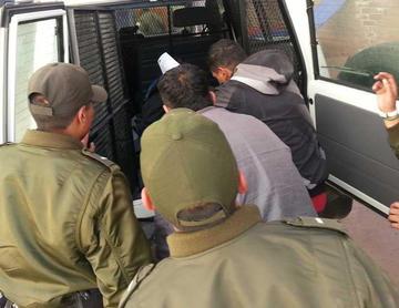 Colombianos son detenidos por los cobros exagerados