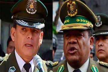 Procesan a dos excomandantes de la Policía por irregularidades