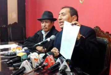 Opositores ampliarán denuncia contra exdirectores por peajes