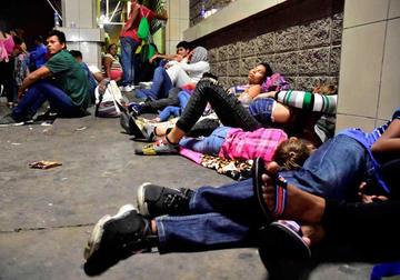 Trump se plantea mandar más militares a la frontera mexicana