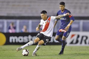 River Plate golea a Alianza Lima