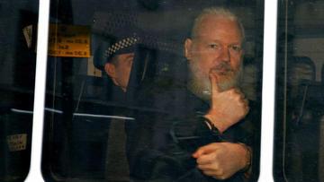 Assange teme ser condenado a décadas en prisión si va a EE.UU.