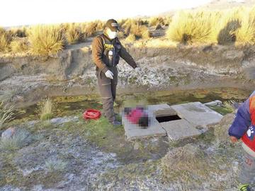 Una niña de tres años muere ahogada en un pozo de agua