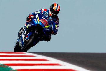 Rins se lleva la victoria en el  Gran Premio de Las Américas de MotoGP