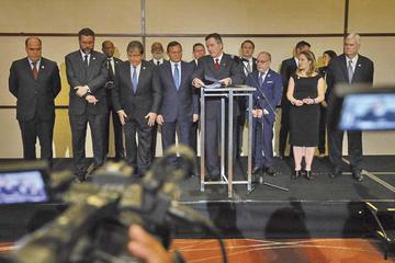 El Grupo de Lima insta a países  a aislar al Gobierno de Maduro