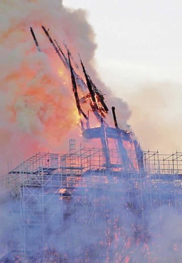 Notre Dame en París, obra de arte que inspiró a literatos y artistas
