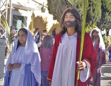 Mañana se realizará el Vía Crucis del Franciscano