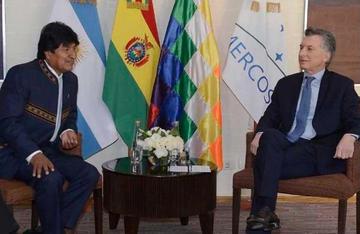 Morales se reunirá con Macri para establecer precio del litio