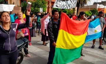 Comunidad boliviana exige justicia tras asesinato de una niña en Argentina