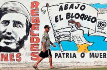 Estados Unidos endurecerá hoy su política de embargo a Cuba