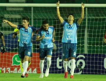 Bolívar y Blooming quieren adueñarse de la cima del torneo