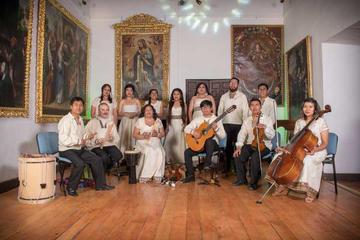 Música barroca de Potosí fue a Sucre
